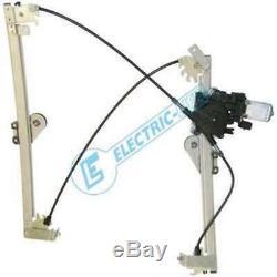 1 ELECTRIC LIFE ZRME80L Lève-vitre électrique côté pilote Sx FORTWO Cabrio
