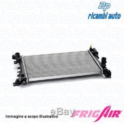 1 FRIGAIR 0106.3112 Radiateur, Refroidissement moteur FORTWO Cabrio Fortwo Coupé