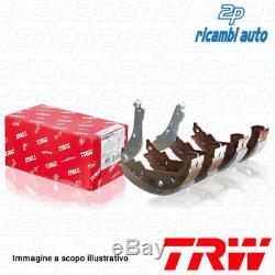 1 TRW GSK1558 Set mâchoires de frein Axial arrière CABRIO FORTWO COUPÉ-VILLE