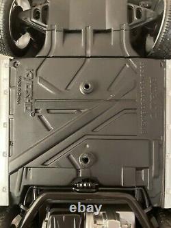 2 Smart crossblade fortwo cabrio Brabus 1/18 KYOSHO 118