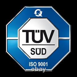 2x Amortisseurs Avant + Support Haut pour Smart Fortwo Cabrio 0.8 CDI 2004-2007