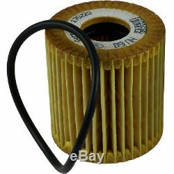3xmann-filter Ölfilter-hu 68 X + 3xliqui Moly Pro-Line Rinçage de Moteur / 3x