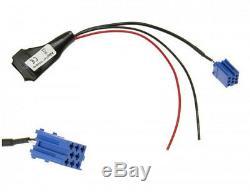 BT Adaptateur Bluetooth MP3 aux Chargeur de CD pour Radio Smart Fortwo Deux 450