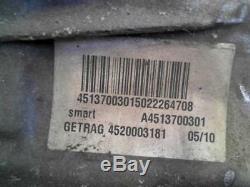 Boite de vitesses Type 71748150 SMART FORTWO CABRIO/R18152772
