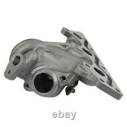 Boîtier de turbine de turbocompresseur 1600960999 pour Smart Cabrio Roadster