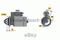 Démarreur Bosch 0 986 022 151 (Incl. Dépôt)