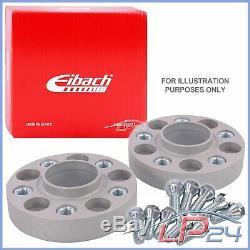 Eibach S90-7-25-035 Kit Elargisseurs De Voie Entretoises Pro Spacer 50 MM 3x112