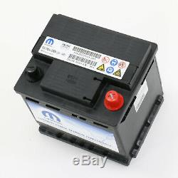 Fiat Batterie de Voiture 50AH 500A EN2 Fiat 500 Panda de Punto Doblo