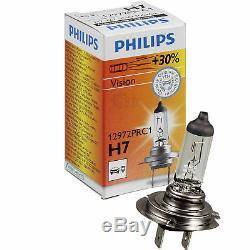 Halogène Phares Gauche Mcc Smart (MC01) Année 03 / 02-01/04 H7/H1 avec Moteur
