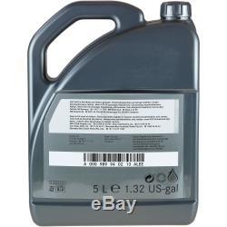Inspection Set 5L Mercedes Huile 229.51 5W30 + Mann Filtre 11104045