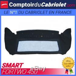 Lunette arrière Smart ForTwo 450 cabriolet en Alpaga Twillfast (O. E. M)