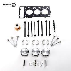 MOTEUR Kit de réparation SMART 450 Essence 698ccm 0,7 moteur