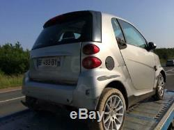 Malle/Hayon arriere SMART W451 FORTWO CABRIO Essence /R31875670