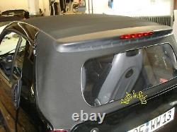 Mcc Smart For2 450 Capot Cabriolet Rückscheibe Vitre Arrière Partie Neuf