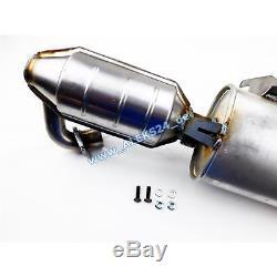 Neuf Pot Catalytique Silencieux Break Smart Coupé Fortwo Cabriolet 0.6 0.7