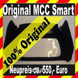 ORIGINAL MCC SMART for2 Fortwo 450 Capot CABRIOLET partie arrière