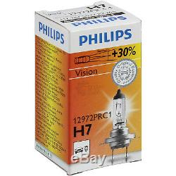 Phares Kit Smart City-Coupe Année Fab. 07/98-02/07 H7 + H1 Incl. Philips Lampes
