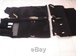 Plancher de Tapis Smart Fortwo 450 Noir