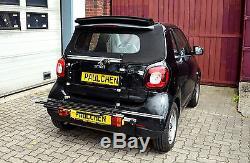 Porte-Vélos arrière du SUPPORT SMART FORTWO Cabrio 453 Paulchen