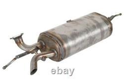 Pot Catalytique Pour Smart Fortwo 451 1,0 Cabriolet Coupé Turbo De Bj 07 Exhaust