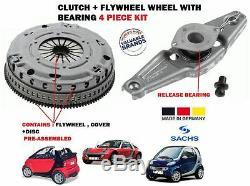 Pour Smart Cabriolet Ville Coupé Fortwo 0.7 2003-2007 Volant + Clutch Kit +