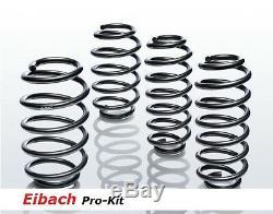 Ressorts Châssis Eibach Pro Kits Intelligent Fortwo Cabrio (451)
