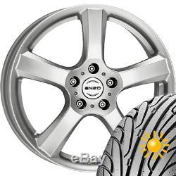 Roues alu été SAAB 9-3 Cabrio YS3FX7XX 195/65 R15 91H Michelin MO
