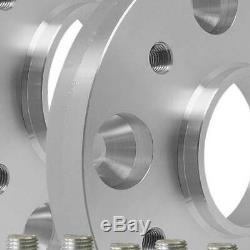 SCC Elargisseurs de voie 2x20mm 13267HS pour Smart Cabrio City-Coupe Crossblade