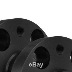 SCC Elargisseurs de voie 2x30mm 13269WS pour Smart Cabrio City-Coupe Crossblade