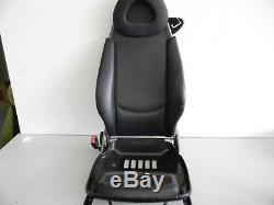 Siège conducteur SMART FORTWO 450 dossier cuir Sitz Airbag & Chauffants nu. 91840