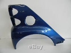 Smart 451 Coupé Cabriolet aile arriere droite bleu nr. 5