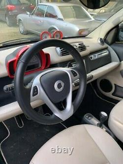 Smart ForTwo Cabriolet Passion 2013