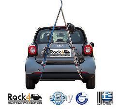 Smart Fortwo 450 451 453 Coupe Cabriolet Porte Velo Ski Snowboard Rack4smart