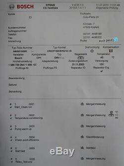 Smart Fortwo Cabrio (450) Bosch Pompe à Haute Pression 0445010025