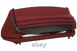 Smart Fortwo Cabriolet 453 W453 Capot Toit Verdeckgestell Grenadine Rouge 3E14