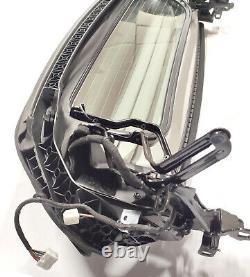 Smart Fortwo Cabriolet 453 W453 Capot Toit de Verdeckgestell Brabus Gris