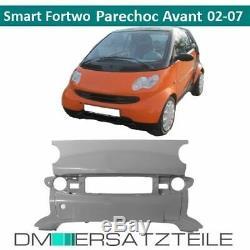 Smart fortwo Coupé Cabriolet Parechoc avant central 98-01 Pièce détachée NEUF