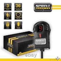Sprint Booster V3 Pour Smart Fortwo Cabrio 1.0 71 Ch Année Fab. 07-20