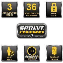 Sprint Booster V3 Pour Smart Fortwo Cabrio 1.0 Turbo Brabus 102 Ch Année Fab