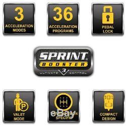 Sprintbooster V3 Smart Fortwo Cabrio 1.0 999 Ccm 52 Kw 71 Ch 451 2007/01 14725