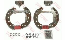 TRW Kit de frein Bosch / Bendix pour SMART CITY-COUPE FORTWO ROADSTER GSK1559