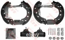 TRW Kit de frein Bosch Pour SMART CABRIO GSK1558