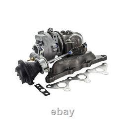 Turbocompresseur Mtu084q 724808 712290 724961 A1600960699 A1600960599 7249614