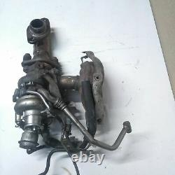 Turbocompresseur Smart Fortwo Cabriolet 1,0 Turbo Brabus 75 KW 102 CH a132090018