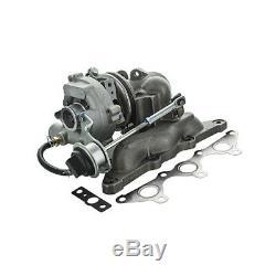 Turbocompresseur Smart Roadster 0.7 (452.434) 60kw 82cv 04/200311/05 Km6900008