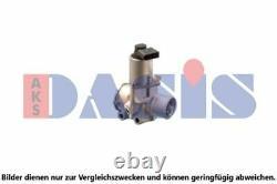 Vanne / Valve AGR Électrique Avec Joints Aks Dasis 125008N De Smart Fortwo Coupé