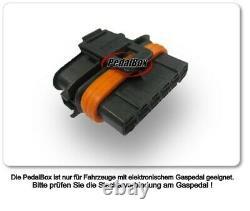 Villes Système Pedal Box Avec Porte-Clés pour Smart Crossblade Fortwo Roadster G